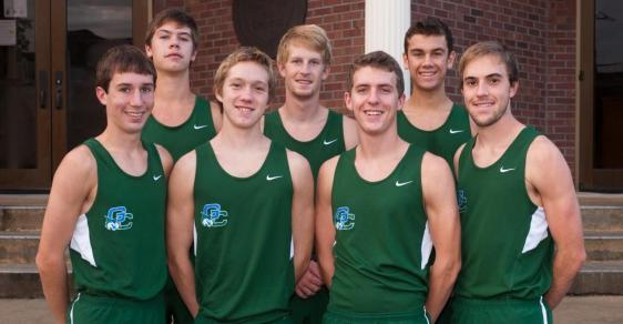 GC Men Finish Sixth at Peach Belt Championship