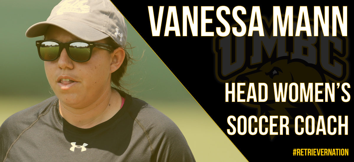 Vanessa Mann Named Head Women's Soccer Coach
