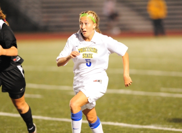 Three-Student Athletes Named To All-MASCAC Women's Soccer Team