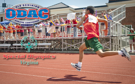 ODAC Partners with Special Olympics Va.