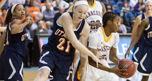 Golden Eagles tripped in overtime in OVC championship game