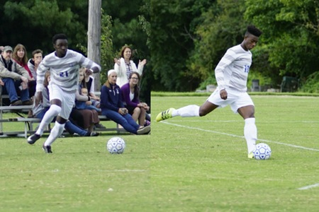 New Jersey men's soccer team drops overtime heartbreaker to Broncos of SUNY Delhi, 2-1
