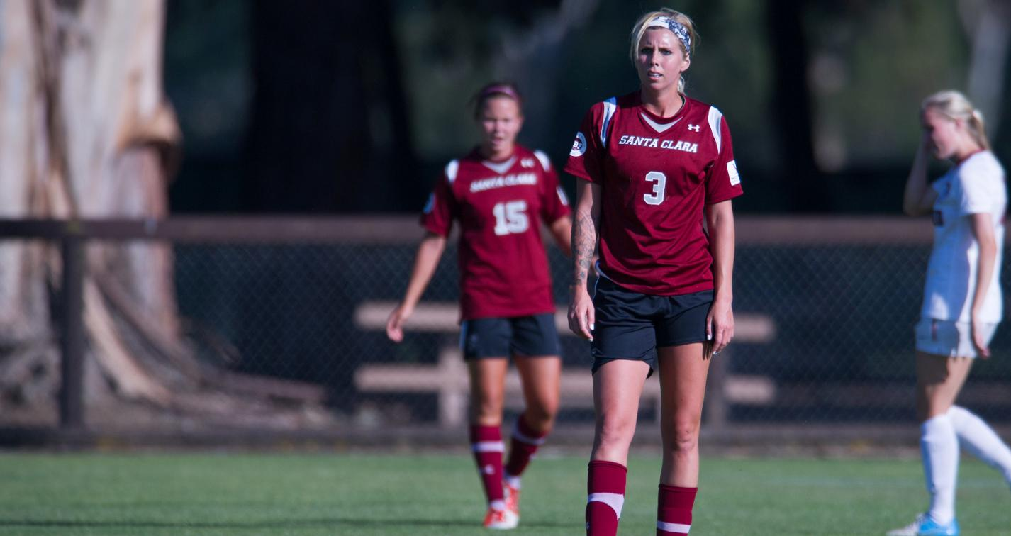 Morgan Marlborough Named West Coast Conference Player of the Week