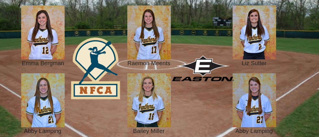 Softball Has Six Garner NFCA/Easton Scholar-Athlete Honors