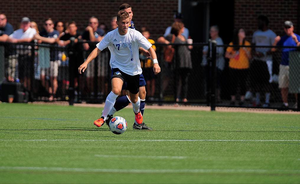 Whitacre Nets 2OT Game-Winner for No. 14 F&M