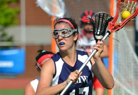 UMW Women's Lax Hosts Washington & Lee in NCAA Tourney 1st Round on Wednesday