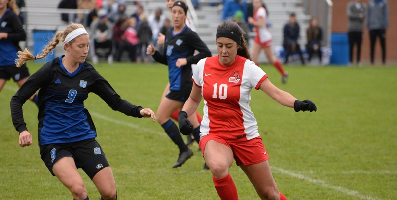 Women's Soccer Falls in GLIAC Finals to Grand Valley, 3-0