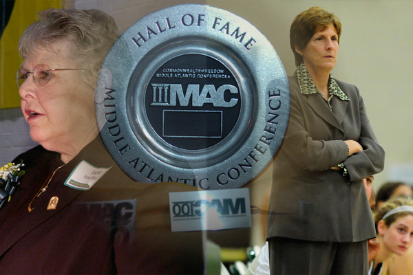 Fritz, Martin inducted into MAC Hall