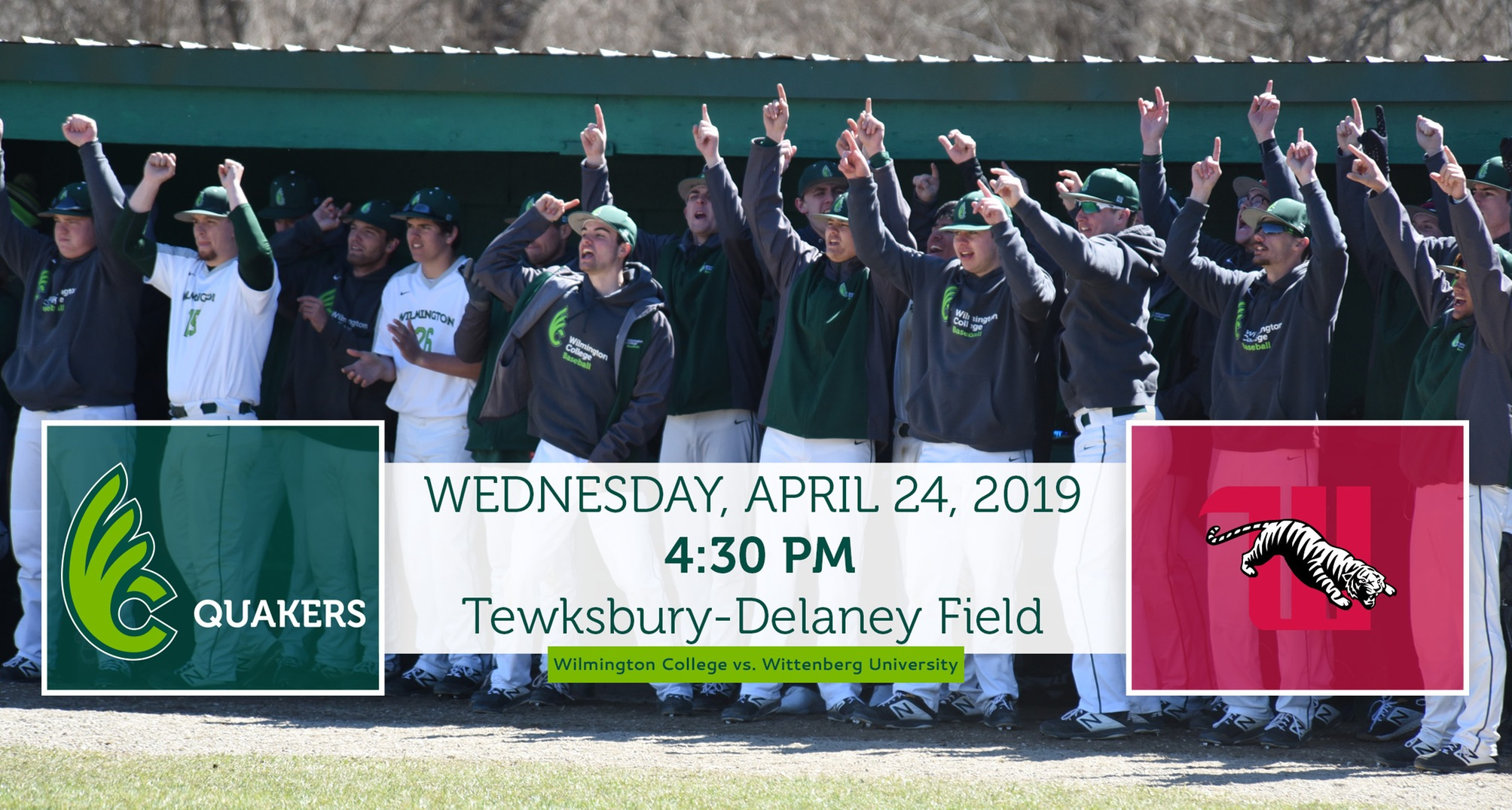Baseball Steps Out of Conference Play Wednesday