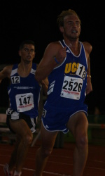 Ashley Drops 2nd Fastest 5k Time in UCSB History