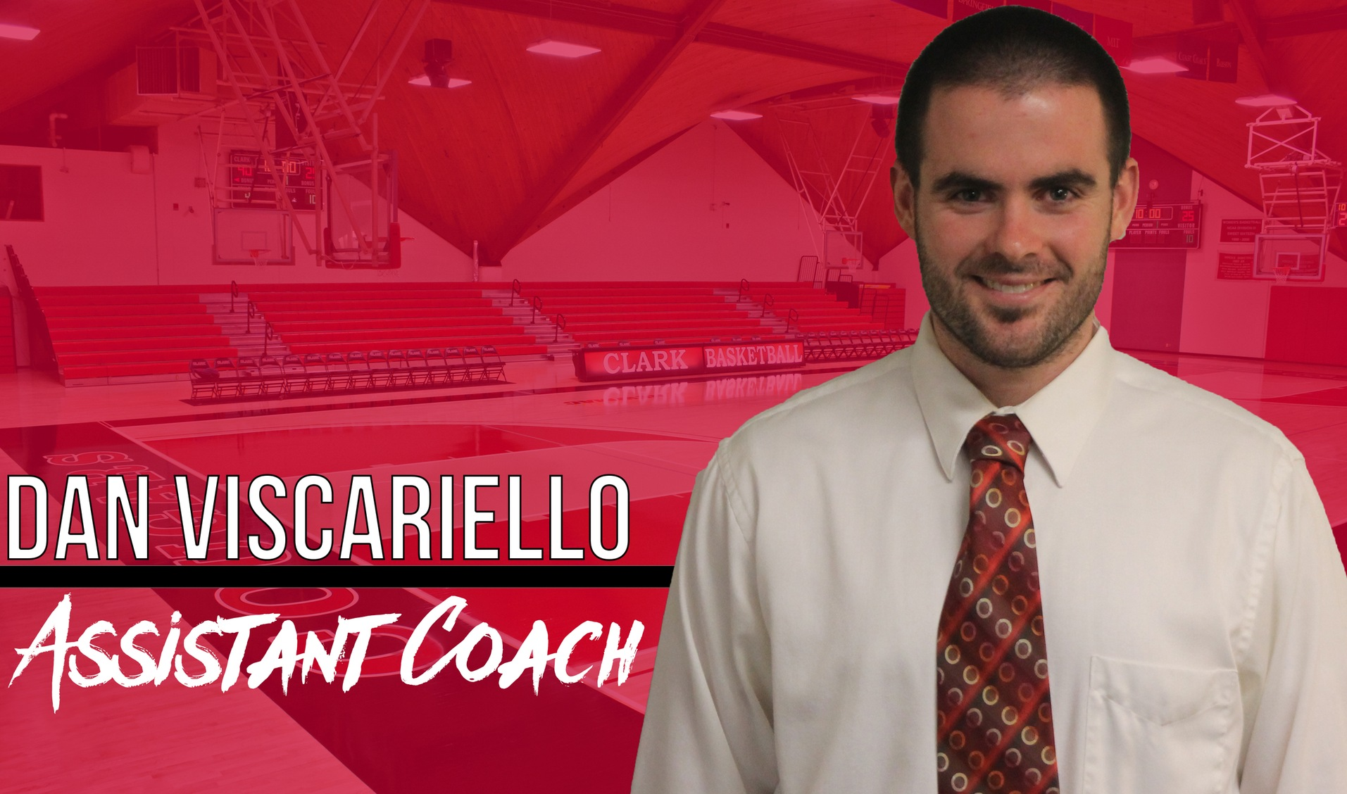 Viscariello Named Men's Basketball Assistant Coach