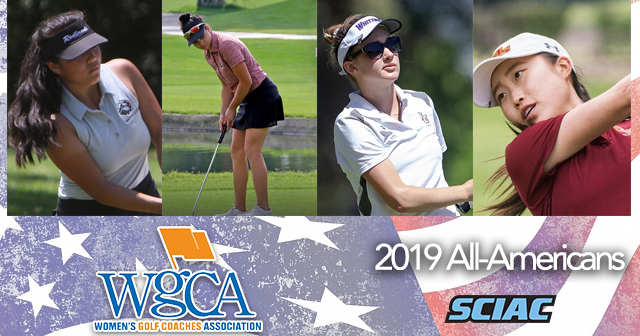 Six SCIAC Women's Golfers Nab WGCA Honors