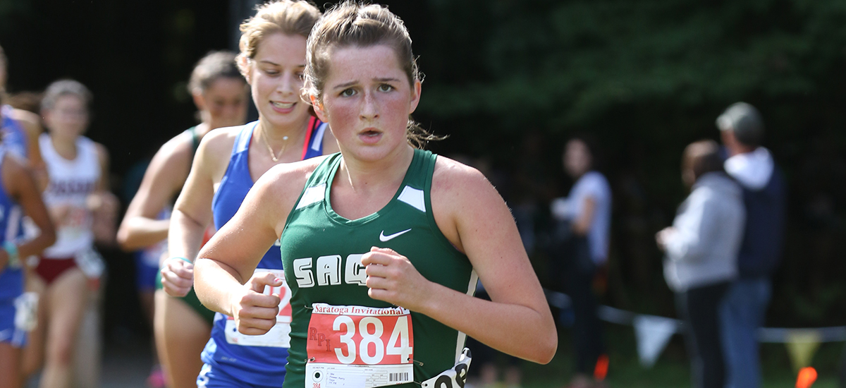 Sage women's harriers post ninth place showing at Highlander Invitational