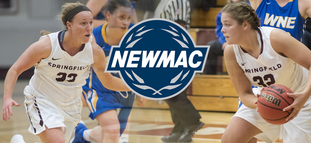 Goslin and Restituyo Garner NEWMAC Women's Basketball Weekly Honors