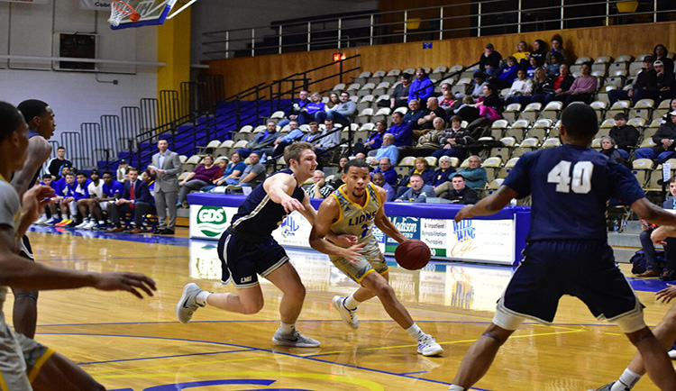 Late run downs Lions at Carson-Newman