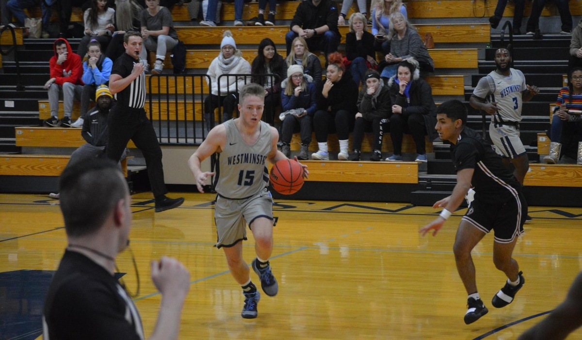 Westminster Men's Basketball Suffers Loss to Hanover