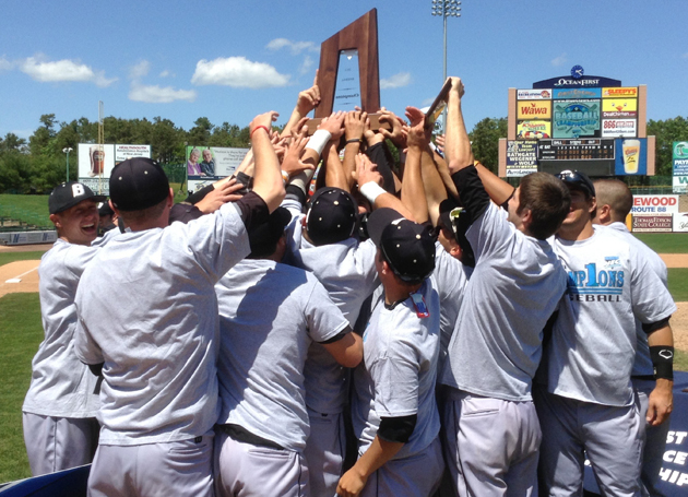 Baseball wears NEC crown! Bulldogs defeat SHU 8-0