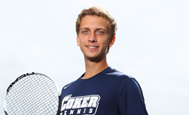 Cobra Spotlight- Andre Staab, Men's Tennis