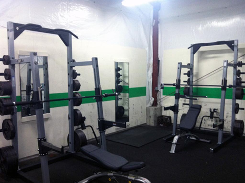 Endicott Stadium Locker Room & Fitness Center - Endicott ...