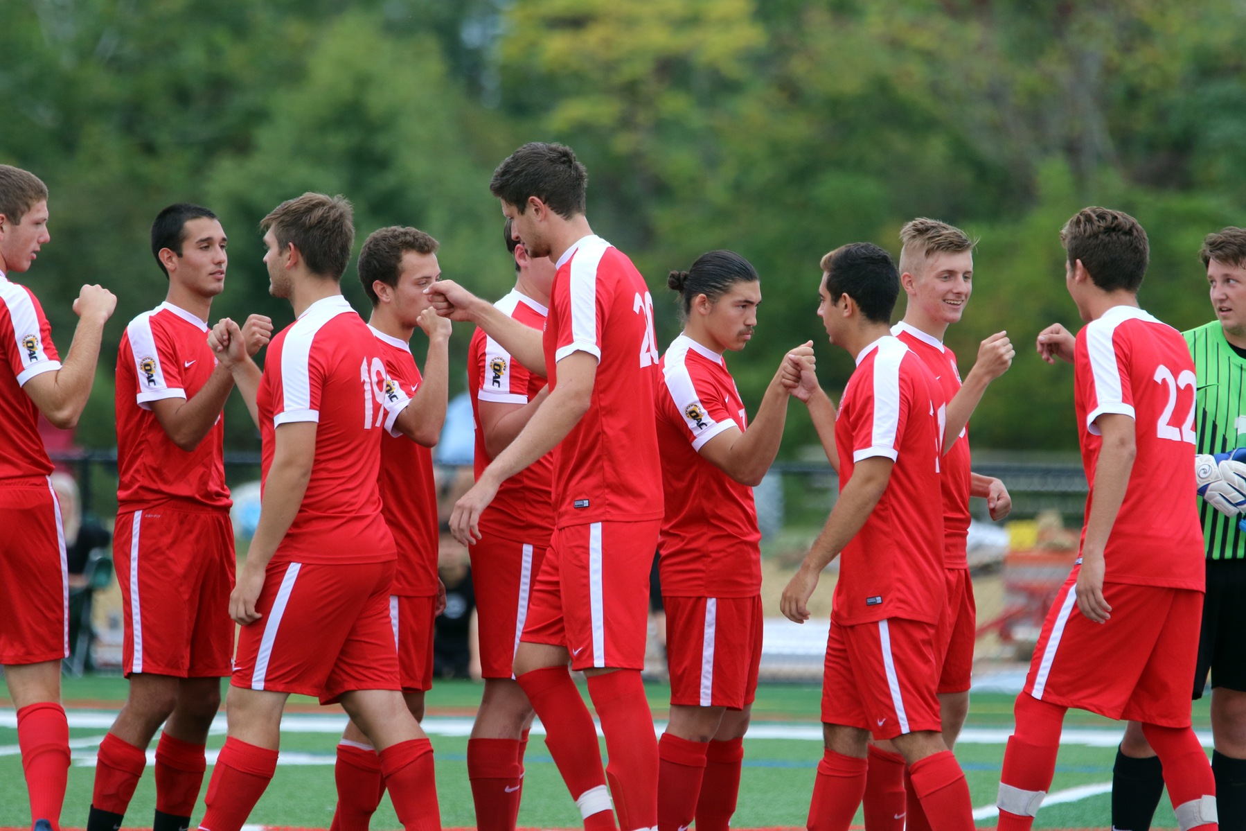 Men's Soccer Second-Half Comeback Falls Short Against Heidelberg
