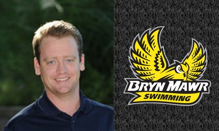 Pat McDevitt Named Head Swimming Coach at Bryn Mawr