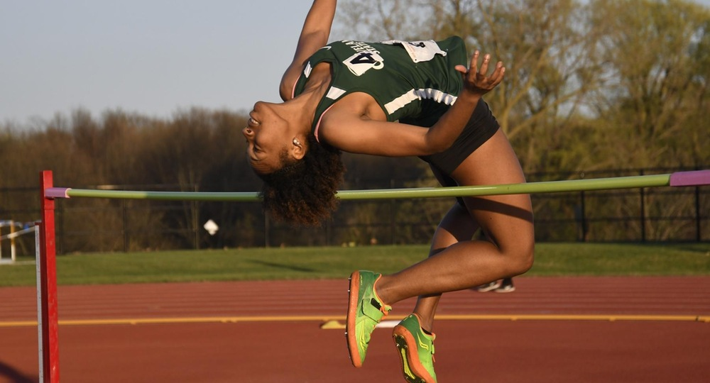 Gaskins Places Second In Heptathlon At #HLTF Championship