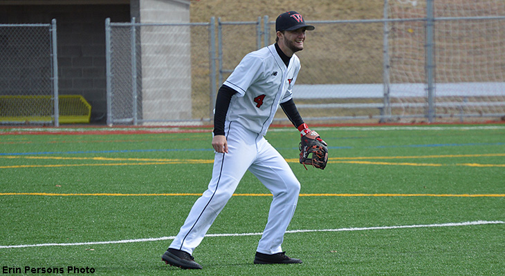 Abington Completes Series Sweep With Comeback Win