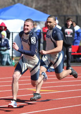 Outdoor Track & Field Posts School Record 28 Top 10 Finishes In Placing Fifth, Eighth At Fitchburg State Jim Sheehan Invitational