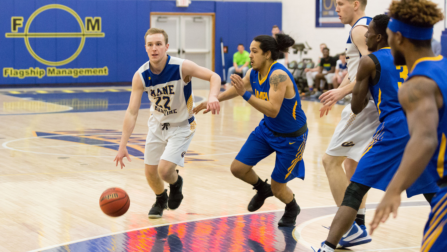 Men's Basketball Falls Short Against NVU-Lyndon