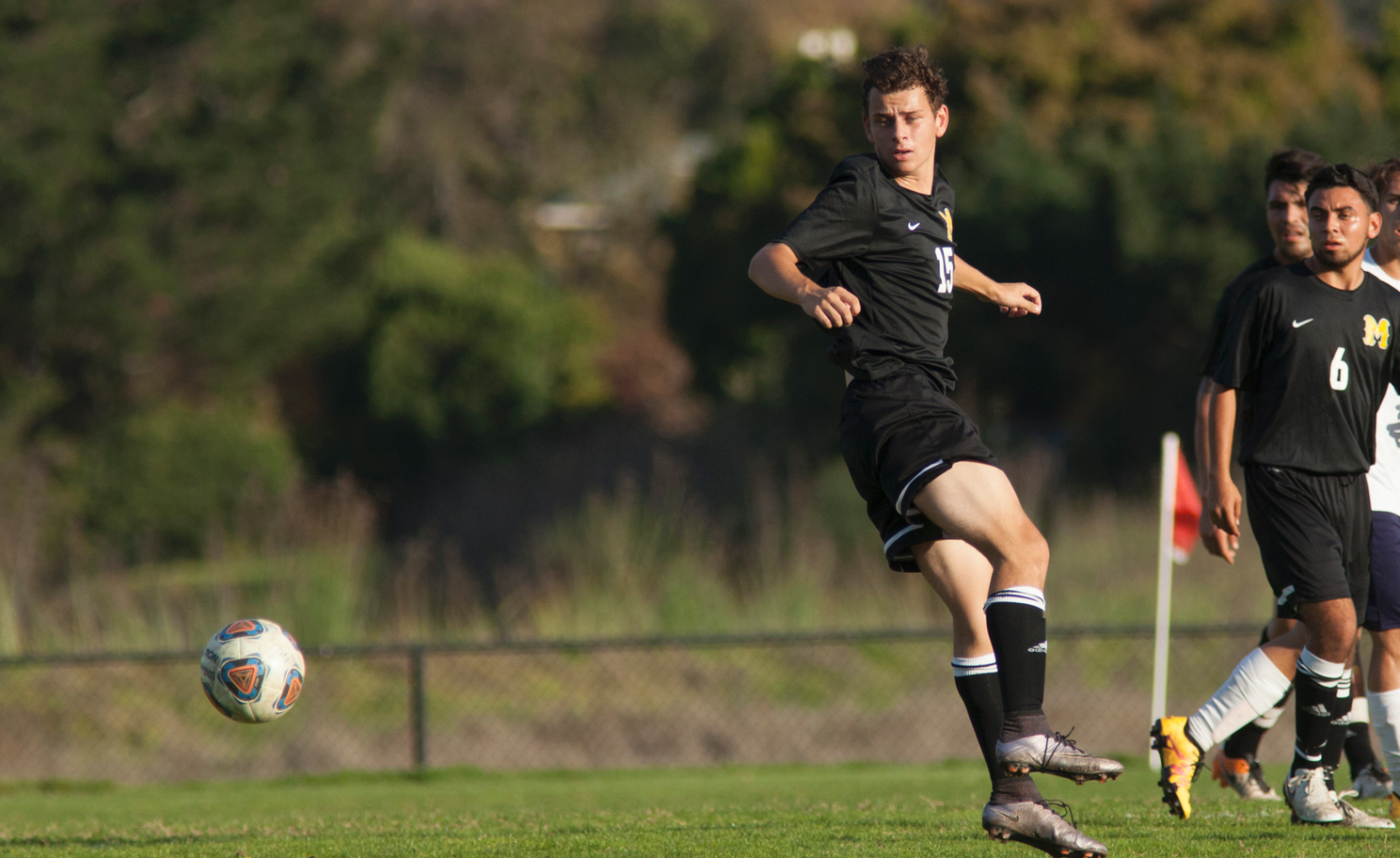 College of Marin Men's Soccer Grabs First Conference Win Over Yuba 3-2