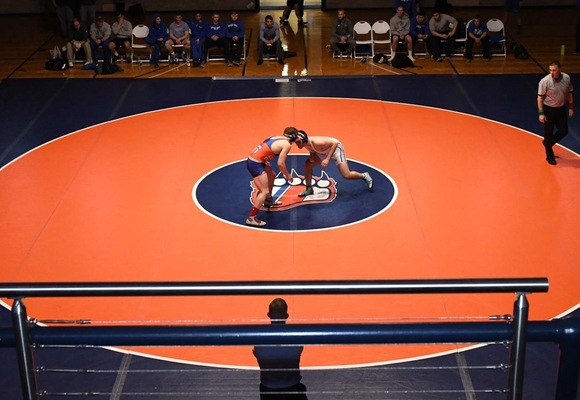 Wrestling Jumps to No. 20 in National Rankings