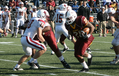 SU stays at No. 10 in the D3Football.com poll