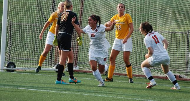 Bosco Blast Keeps Hornets Unblemished in ODAC Play; #13 LC Wins 1-0