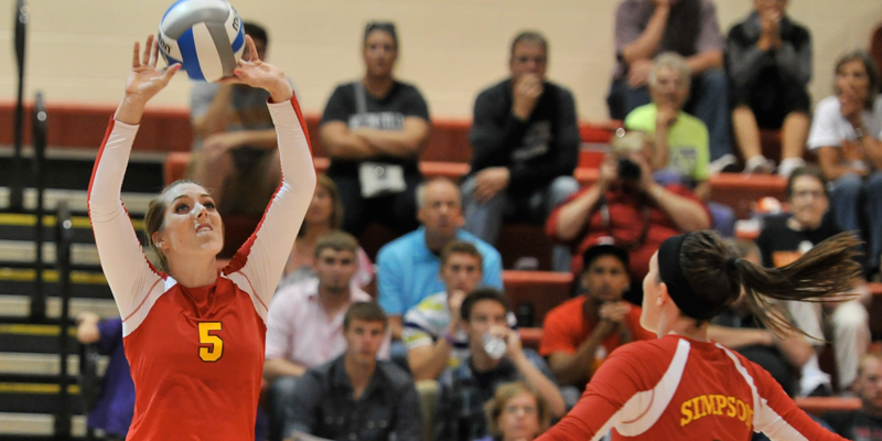 Volleyball beats Ramapo, moves to 3-0
