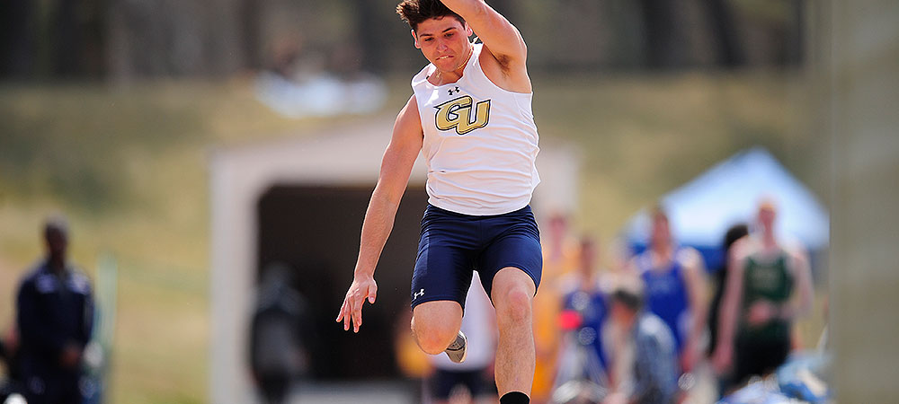 GU men's track and field finds success in decathlon