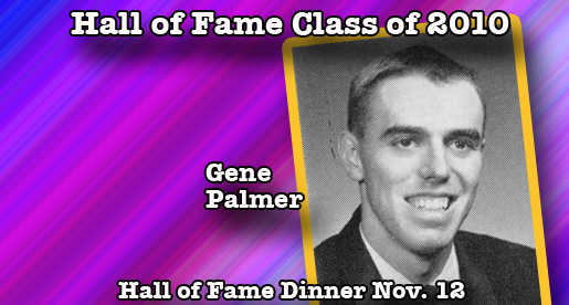 Runner Gene Palmer joins TTU Sports Hall of Fame Friday
