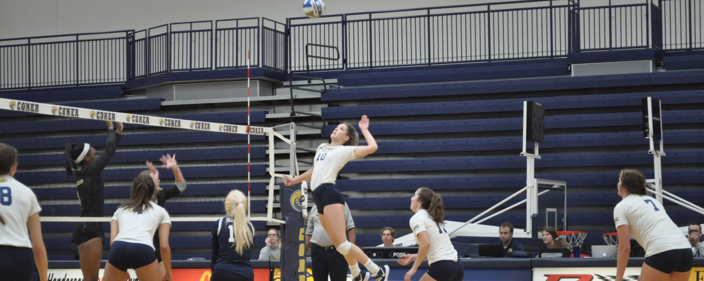 Cobras Down UVA-Wise in Four Sets on Senior Day