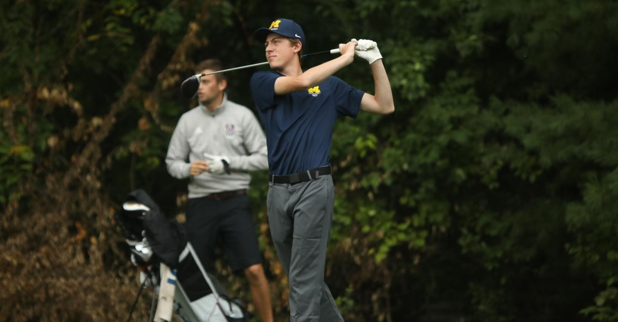 Men's Golf closes fall portion of 2019-20 schedule