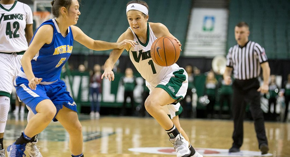 Vikings Host Wright State To Begin Four-Game Homestand