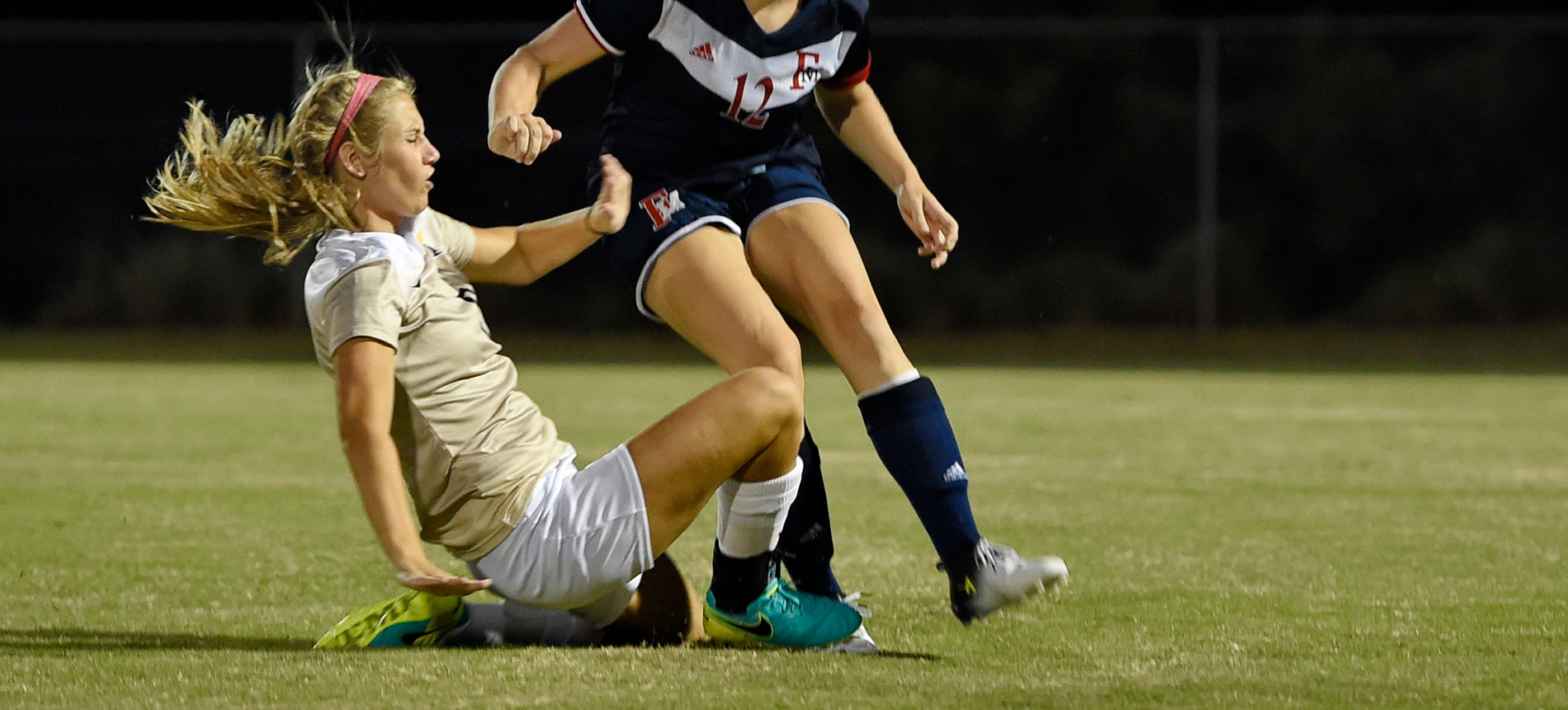 Erskine's First Half Goal Holds; Trojans Fall 1-0