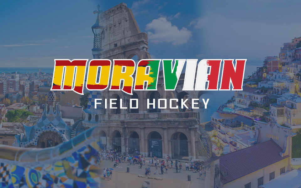 The Moravian field hockey team heads to Spain and Italy from January 9-17, 2019.