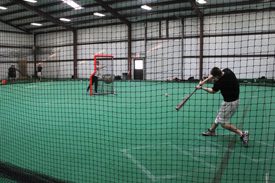 Coffeyville cc for Design indoor baseball facility