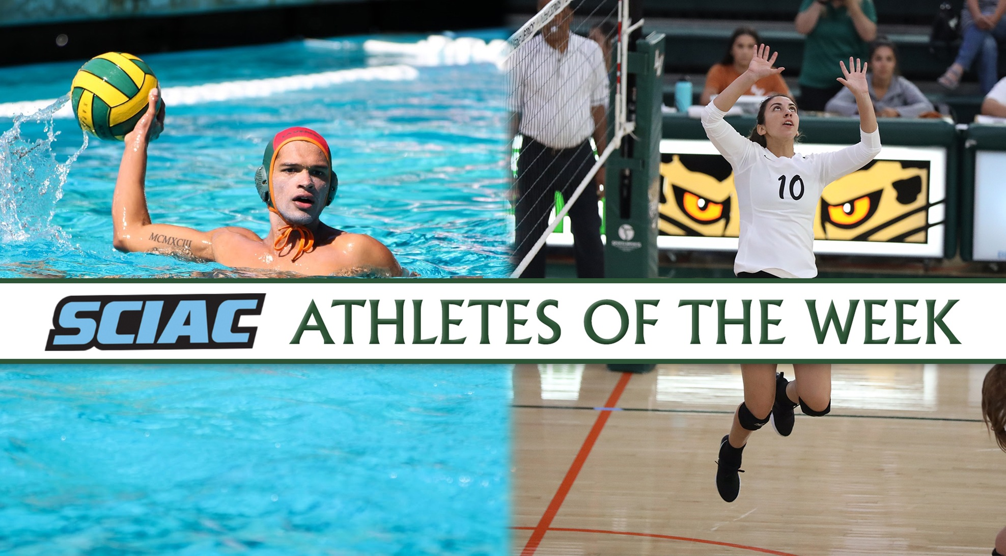 Maynes, Hernandez named SCIAC Athletes of the Week