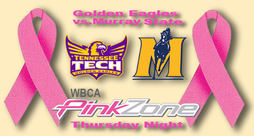 Fans asked to wear pink to OVC doubleheader Thursday night