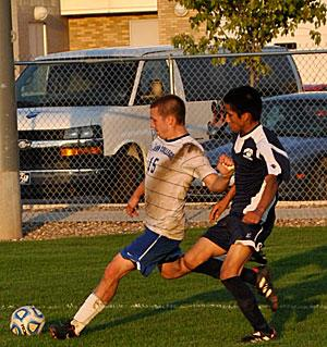 Penn College Scores Three in the Second Half to Defeat Mt. Aloysius College