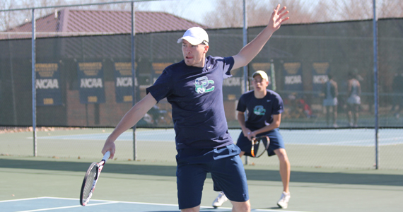#15 Bobcat Men Drop a Close One to #12 Saints, 5-4