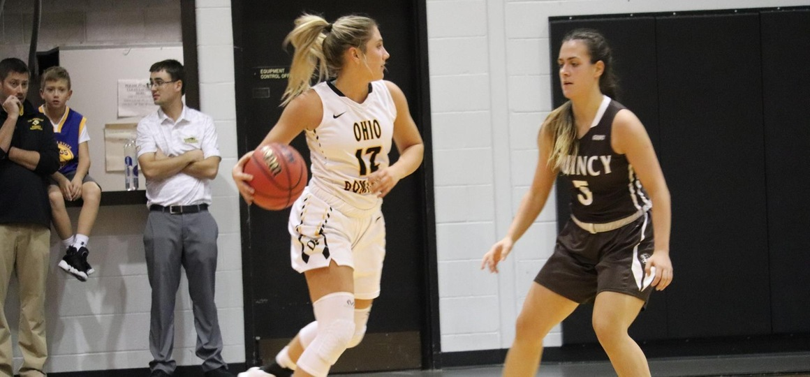 Women's Basketball Returns Home To Host Ursuline, Lake Erie