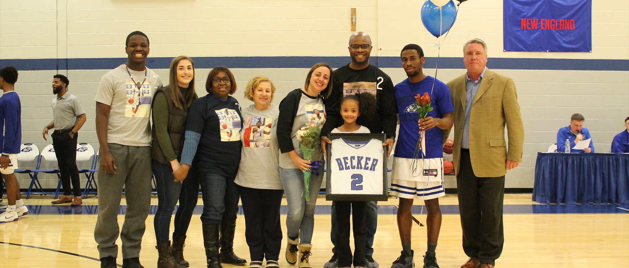 Kareem Davis Senior Night