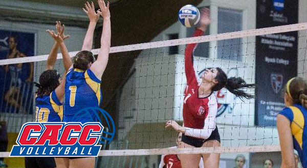 CACC Volleyball All-Conference and Major Awards Announced
