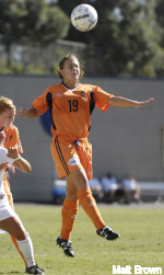 Titans Continue Big West Conference Play on Central Coast